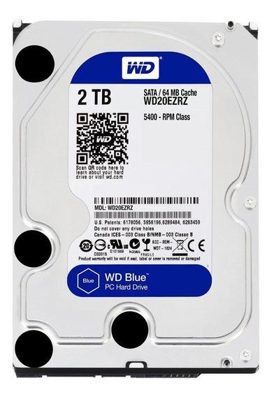 Disco Rígido Western Digital Caviar Blue 2tb Tienda Wd 5400