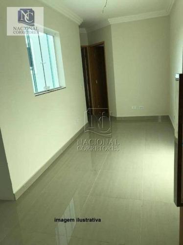 Cobertura À Venda, 78 M² Por R$ 420.000,00 - Campestre - Santo André/sp - Co4649
