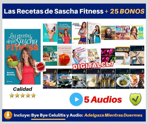 Las Recetas De Sascha Fitness + Pack