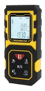 Medidor De Distancia Láser Distanciómetro Crossmaster