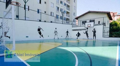 Apartamento Em Vila Emir  -  São Paulo - 356