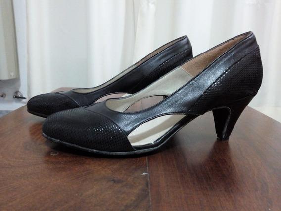 Zapatos Cuero 38