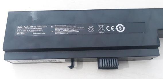 Bateria Notebook Positivo Pn A14-01-4s1p2200-0
