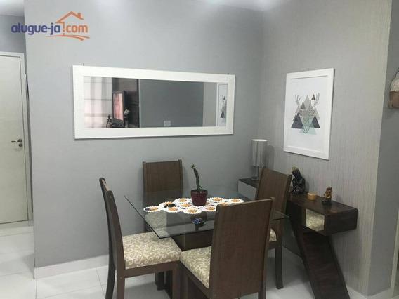 Apartamento Residencial À Venda, Jardim Das Indústrias, São José Dos Campos. - Ap4613