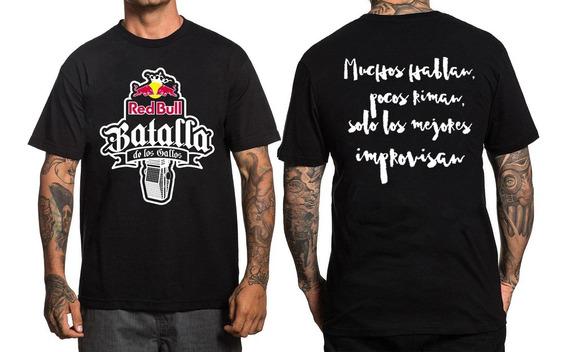 Playera Batalla De Gallos Muchos Hablan Bdm Fms Rap Hip Hop