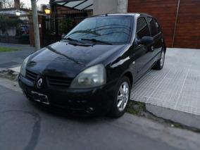 Renault Clio 1.6 16v Infinit - Full - Negro