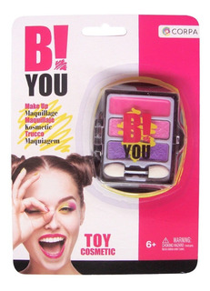 Cosmetica B! You Blister Rectangular Barbie By5660 (1297)