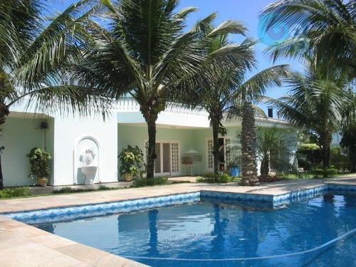Imagem 1 de 30 de Casa À Venda, Condomínio Jardim Acapulco - Guarujá - Ca0698