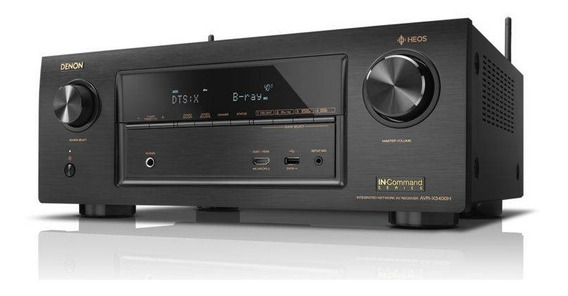 Receiver Denon Avr-x3500h 7.2ch Wifi Bt Air Play 4k Heos Nf