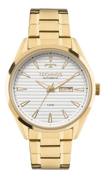 Relógio Masculino Automático Technos 8205nx/4b