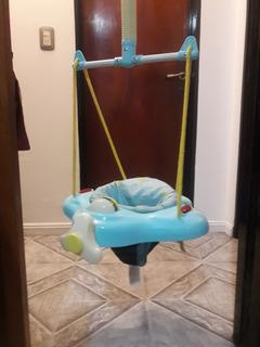 Silla Jumper Saltarin Bebe Regulable