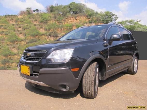 Chevrolet Captiva Spert