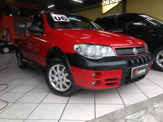 Fiat Strada Ce Adventure 2006 Flex