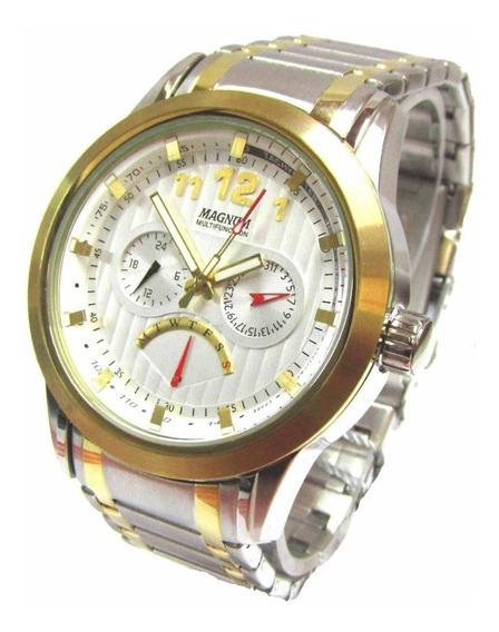 Relógio Magnum Masculino Multifunction Ma32372s