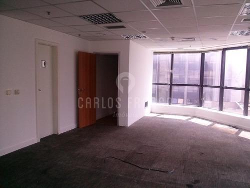 Imagem 1 de 13 de Conjunto Comercial Para Locação Com 104m² , Valor De  R$ 4.000,00,  Brooklin  - São Paulo/sp - Mi21177
