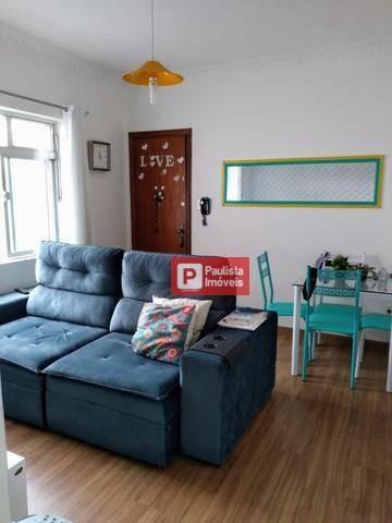 Apartamento Com 1 Dormitório À Venda - Embaré - Santos/sp - Ap30681
