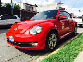 Volkswagen Beetle Casi Nuevo Impecable Sport Piel Qc