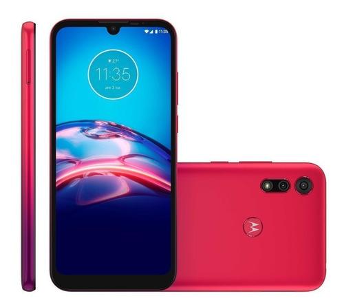 Smartphone Motorola Moto E6s 32gb Tela 6.1 Android 9 2gb Ram