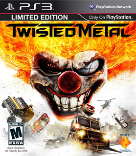 Twisted Metal Ps3 Digital Torrbian Gamestore