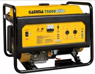 Grupo Electrógeno Gamma Ge3462 7500e Elite