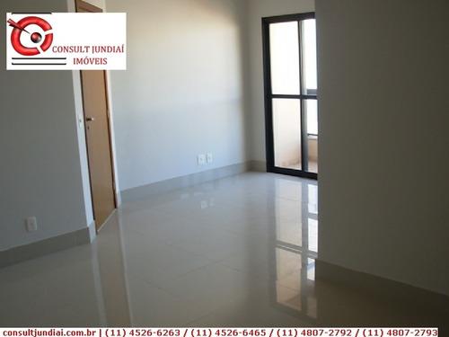 Imagem 1 de 21 de Apartamentos À Venda  Em Jundiaí/sp - Compre O Seu Apartamentos Aqui! - 1226388
