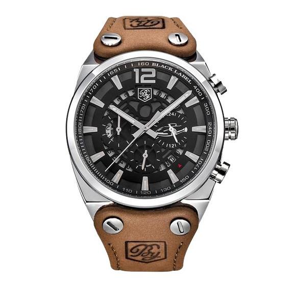 Relógio Benyar Masculino Cronógrafo Funcional - Wear Watch