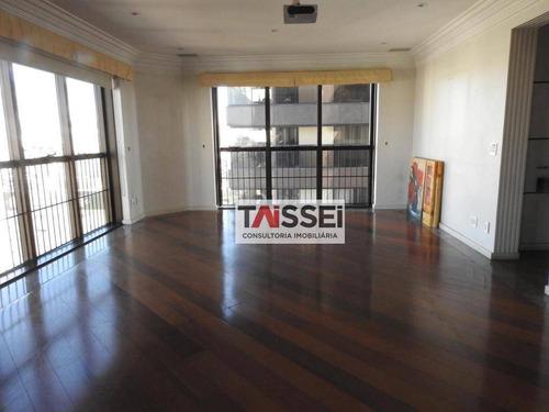 Apartamento Com 4 Dormitórios À Venda, 204 M² Por R$ 955.000,00 - Jardim Da Saúde - São Paulo/sp - Ap8042