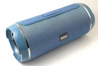 Parlante Portatil Bluetooth Sd 10w Radio Fm Usb Pbb401