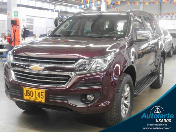 Chevrolet Trailblazer Ltz A/t