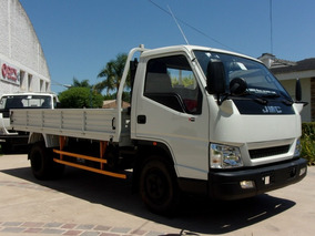 Jmc N900 Jmc Isuzu 115hp,p/4t 0km My18 Orio Hnos. Disponible