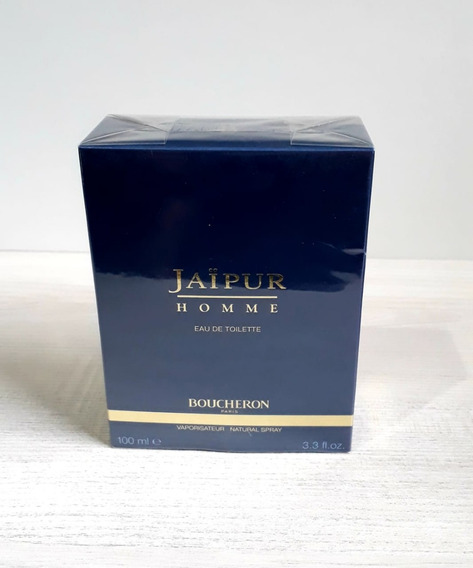 Perfume Boucheron Jaipur Homme Edt 100ml Original Lacrado!