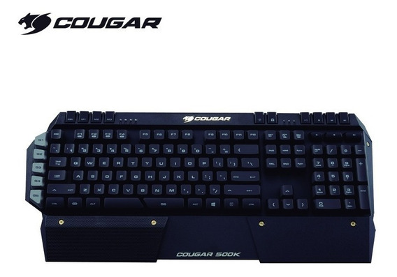 Teclado Cougar 500k Gaming Scissor-switch - Brazil Version