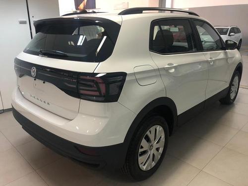 Imagem 1 de 2 de  Volkswagen T-cross 1.0 200 Tsi Sense (aut) (flex) (pcd)