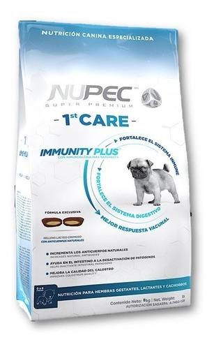 Imagen 1 de 1 de Alimento Nupec Nutrición Especializada 1st Care para perro todos los tamaños sabor mix en bolsa de 8kg