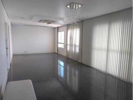 Apartamento Com 3 Dormitórios À Venda, 189 M² Por R$ 1.390.000,00 - Ponta Da Praia - Santos/sp - Ap3503