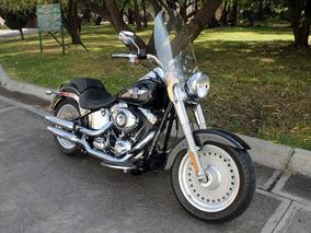 Harley Davidson Softail Fat Boy 1690 Cc Nacional,2012