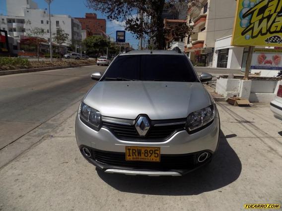 Renault Sandero Stepway 1.6 At