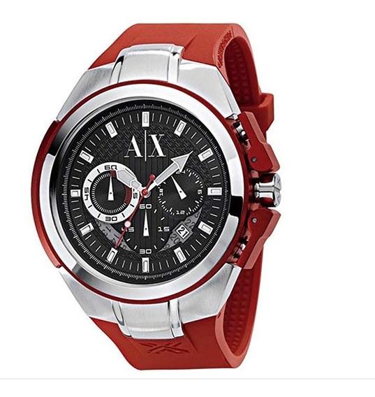 Relógio De Pulso Armani Exchange Masculino Cronógrafo Ax1040