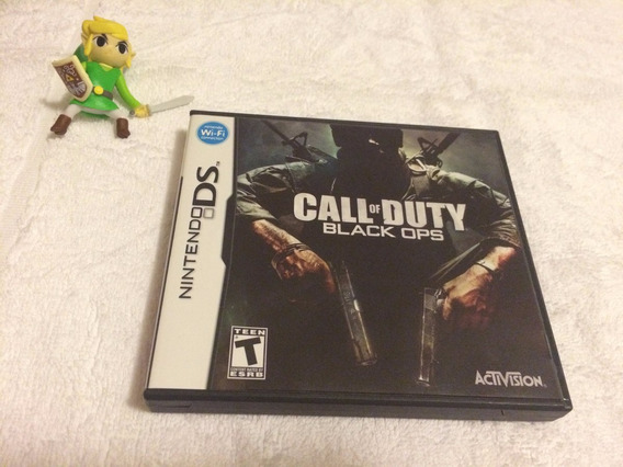 Call Of Duty Black Ops (nintendo Ds, 2010)