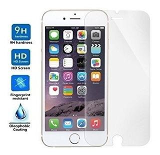 Protector Pantalla iPhone 7 Plus 8 Plus Vidrio Templado Tien