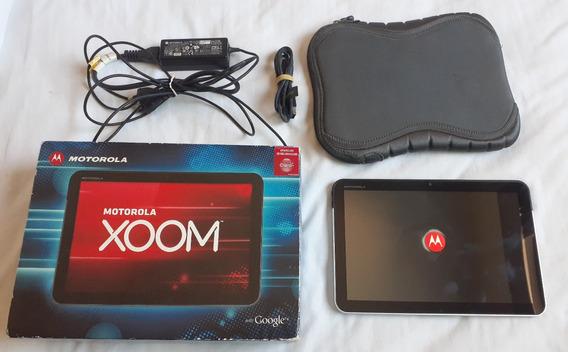 Tablet Motorola Xoom Mz605 - 3g - 32gb - Tela 10,1