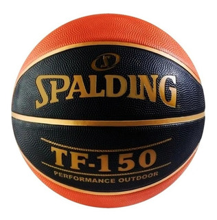 Pelota Basquet Spalding Tf 150 Nº 5 Oficial Fiba - Estacion Deportes Olivos