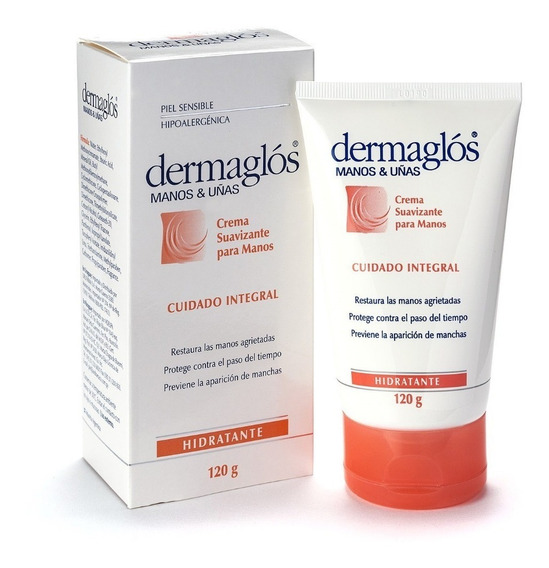 Dermaglos Crema Suavizante Manos Y Uñas X 120 Gr