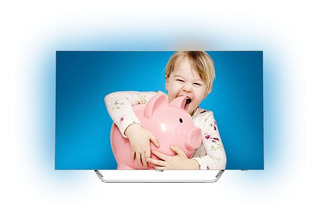 Tv Oled Smart 4k 55 Philips 55pled873/77