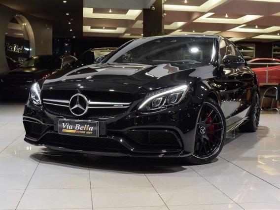 Mercedes-benz C-63 Amg 4.0 V8