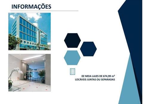 Ref.: 21629 - Sala Coml Em São Paulo Para Aluguel - 21629