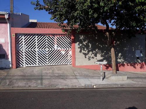 Casa Com 5 Dormitórios À Venda, 240 M² Por R$ 530.000,00 - Jardim Alice - Indaiatuba/sp - Ca10265