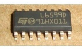 Ci Smd L6599d - L6599dtr - L6599 D - Sop16 - Novo E Original