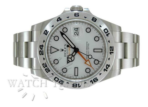 Relógio Rolex Explorer Ii 42mm Ano 2014 Ref.: 216570