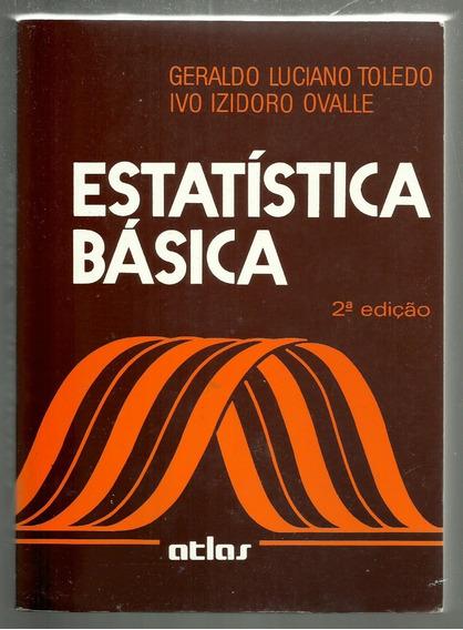 Estatística Básica - Geraldo Toledo